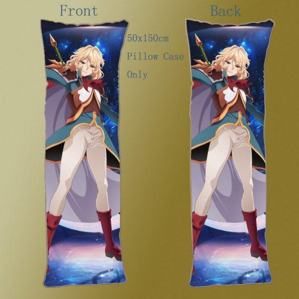 Anime Dakimakura Body Pillow Case Redo of Healer Blade Cover Decorative Pillowcases Home Decoration Accessories - Redo Of Healer Store