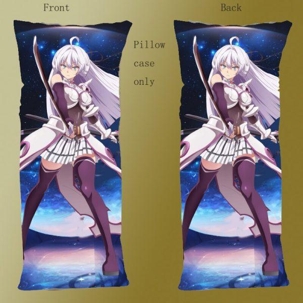 Anime Dakimakura Body Pillow Case Redo of Healer Crylet Kureha Cover Decorative Pillowcases Home Decoration Accessories 1 - Redo Of Healer Store