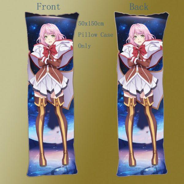 Anime Dakimakura Body Pillow Case Redo of Healer Jioral Norn Clatalissa Cover Decorative Pillowcases Home Decoration - Redo Of Healer Merch