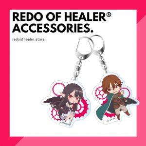 Redo Of Healer Accessories