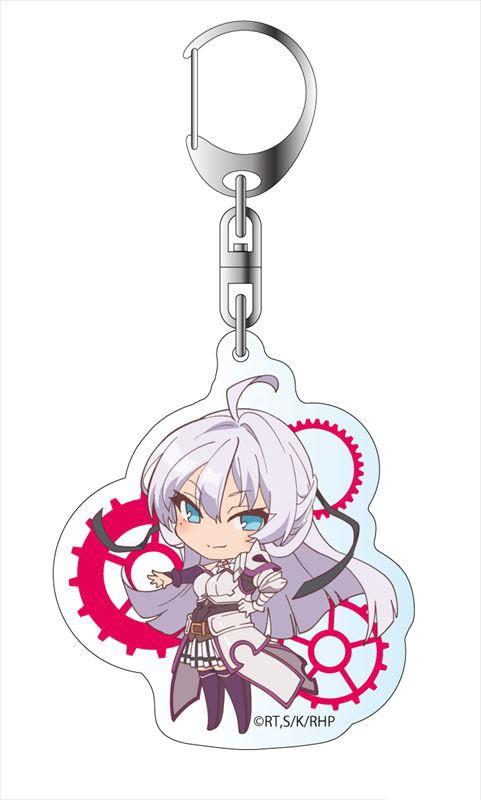 Redo of Healer Keychains – Cute Kureha keychains - Redo Of Healer Merch