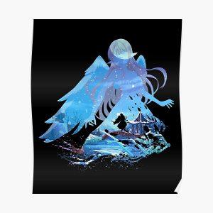 Setsuna Posterproduct Offical Redo of healer Merch