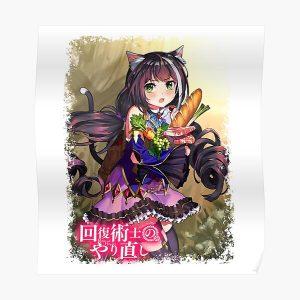 cute setsuna Posterproduct Offical Redo of healer Merch