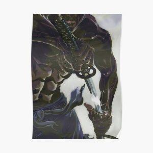 Yasuke Posterproduct Offical Redo of healer Merch