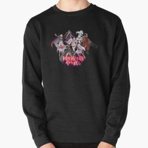 redo of healer character Pullover Sweatshirtproduct Offical Redo of healer Merch