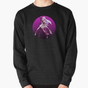 kureha clyret Pullover Sweatshirtproduct Offical Redo of healer Merch