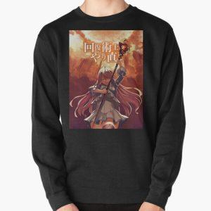 Redo of Healer Flare Pullover Sweatshirtproduct Offical Redo of healer Merch
