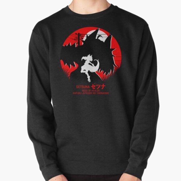 setsuna - redo of healer new design cool anime Pullover Sweatshirtproduct Offical Redo of healer Merch