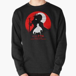 keyaru - redo of healer new design cool anime Pullover Sweatshirtproduct Offical Redo of healer Merch