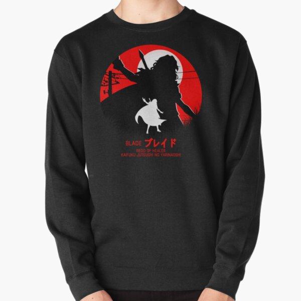 blade - redo of healer new design cool anime Pullover Sweatshirtproduct Offical Redo of healer Merch
