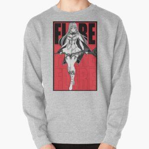 REDO OF HEALER - FLARE Kaifuku Jutsushi No Yarinaoshi Pullover Sweatshirtproduct Offical Redo of healer Merch