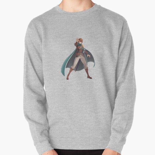 Redo of Healer Keyaru / Keyaruga Pullover Sweatshirtproduct Offical Redo of healer Merch