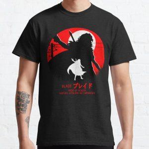 blade - redo of healer new design cool anime Classic T-Shirtproduct Offical Redo of healer Merch