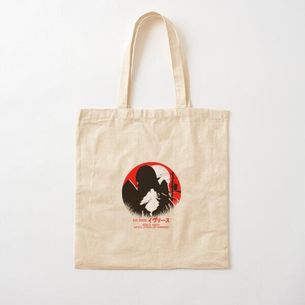 eve - redo of healer new design cool anime Cotton Tote Bagproduct Offical Redo of healer Merch