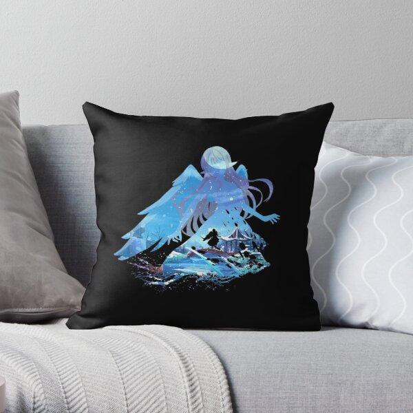 Setsuna Throw Pillowproduct Offical Redo of healer Merch