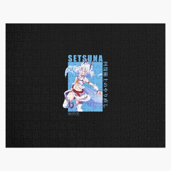 Setsuna - Kaifuku Jutsushi no Yarinaoshi (Redo of Healer) Essential T-Shirt Jigsaw Puzzleproduct Offical Redo of healer Merch