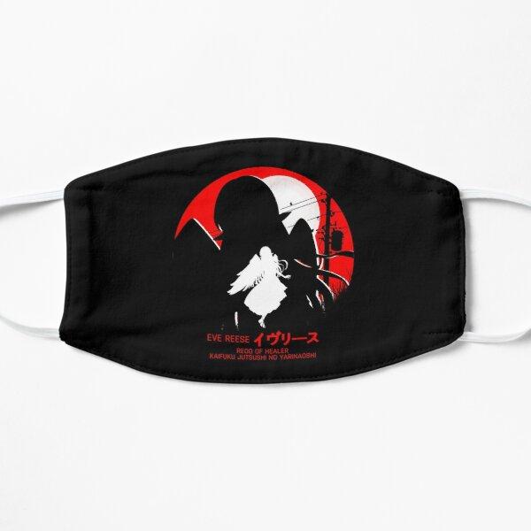 eve - redo of healer new design cool anime Flat Maskproduct Offical Redo of healer Merch