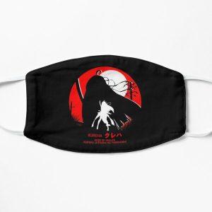 kureha - redo of healer new design cool anime Flat Maskproduct Offical Redo of healer Merch