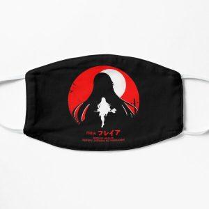 freia - redo of healer new design cool anime Flat Maskproduct Offical Redo of healer Merch