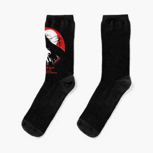 kureha - redo of healer new design cool anime Socksproduct Offical Redo of healer Merch