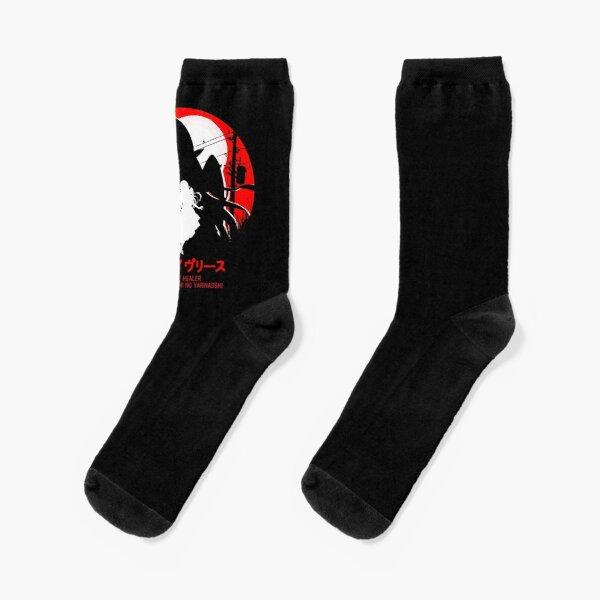 eve - redo of healer new design cool anime Socksproduct Offical Redo of healer Merch