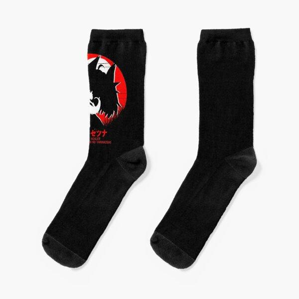 setsuna - redo of healer new design cool anime Socksproduct Offical Redo of healer Merch
