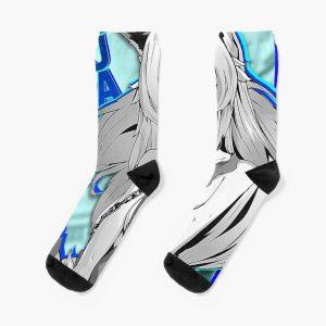 Blue Setsuna  Socksproduct Offical Redo of healer Merch